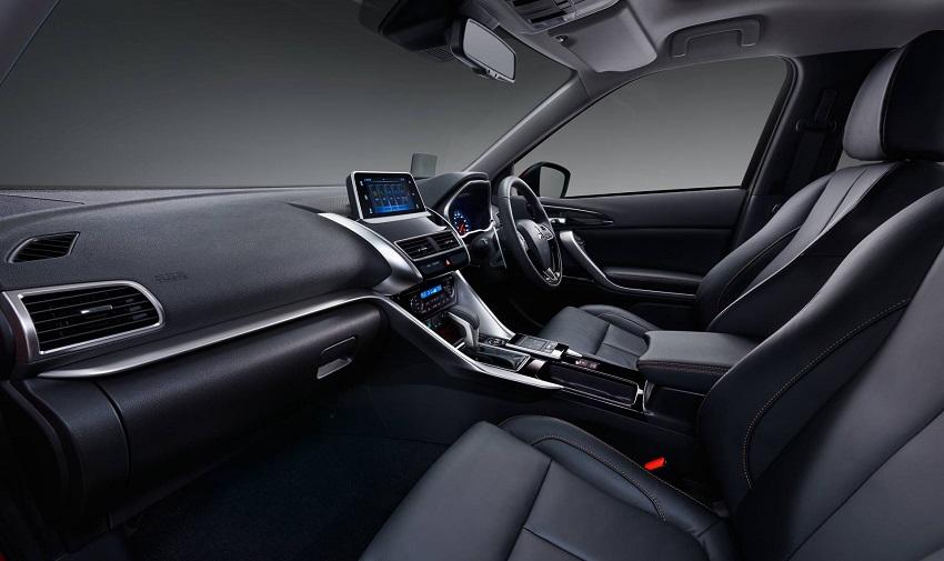 """Mitsubishi Eclipse Cross sở hữu """"động cơ sạch"""" và có công suất 142 mã lực tại Nhật Bản - 4"""