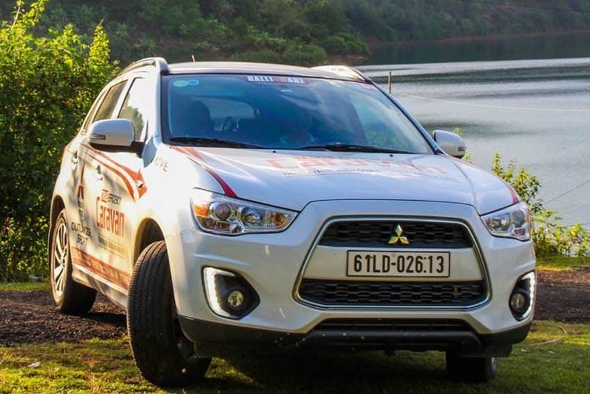 Mitsubishi tiếp tục triệu hồi gần 1.000 xe tại Việt Nam 2