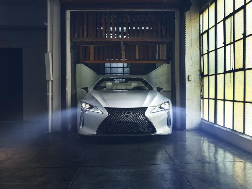 Phiên bản sản xuất của dòng xe Lexus LC Convertible sẽ có mặt tại Lễ hội tốc độ Festival Goodwood - 2