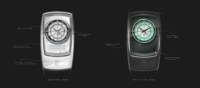 Các phác thảo chưa từng công bố của chiếc xe sưu tập mới nhất Rolls-Royce Wraith Eagle VIII - 3