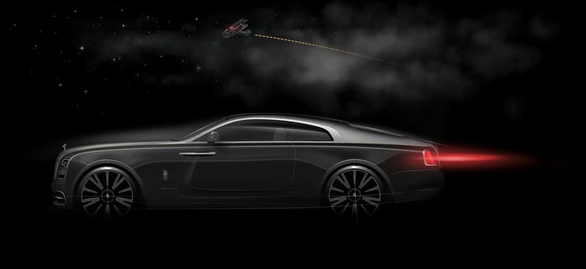 Các phác thảo chưa từng công bố của chiếc xe sưu tập mới nhất Rolls-Royce Wraith Eagle VIII - 6