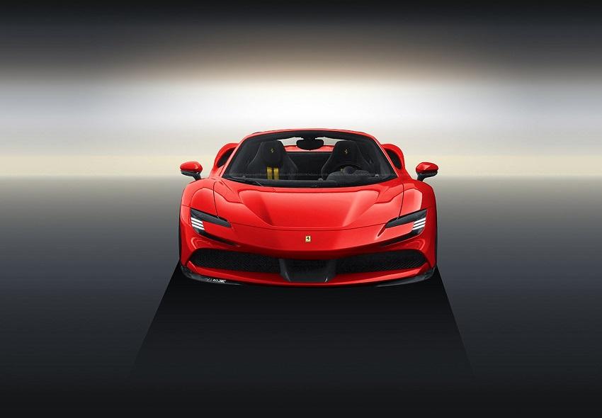 Phiên bản SF90 Stradale Spider chạy điện của Ferrari rất đáng mong đợi 1