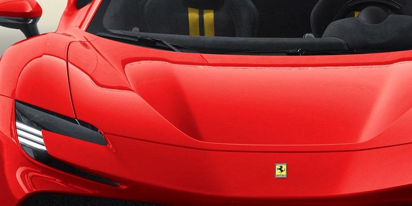 Phiên bản SF90 Stradale Spider chạy điện của Ferrari rất đáng mong đợi 2