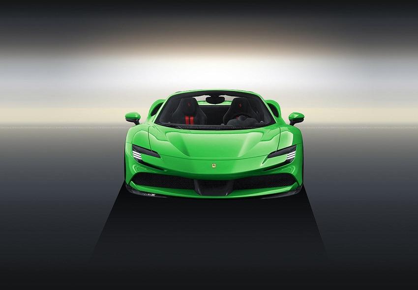 Phiên bản SF90 Stradale Spider chạy điện của Ferrari rất đáng mong đợi 3