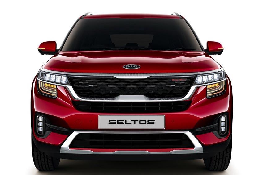 SUV cỡ nhỏ Kia Seltos 2020 dành cho thị trường toàn cầu - 4