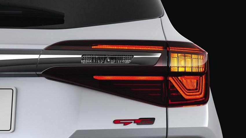 SUV cỡ nhỏ Kia Seltos 2020 dành cho thị trường toàn cầu - 7