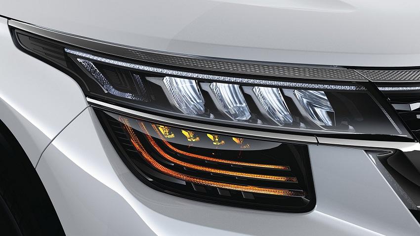 SUV cỡ nhỏ Kia Seltos 2020 dành cho thị trường toàn cầu - 8