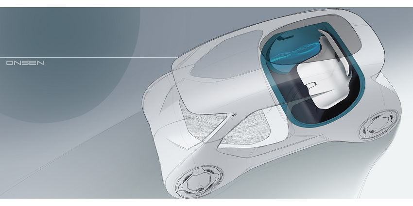 Xe Honda City sẽ có hồ nước nóng thư giãn ngay trên xe - 11