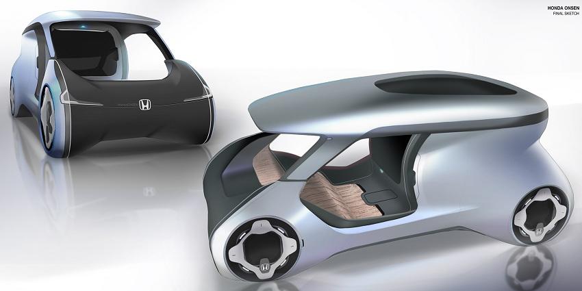 Xe Honda City sẽ có hồ nước nóng thư giãn ngay trên xe - 7