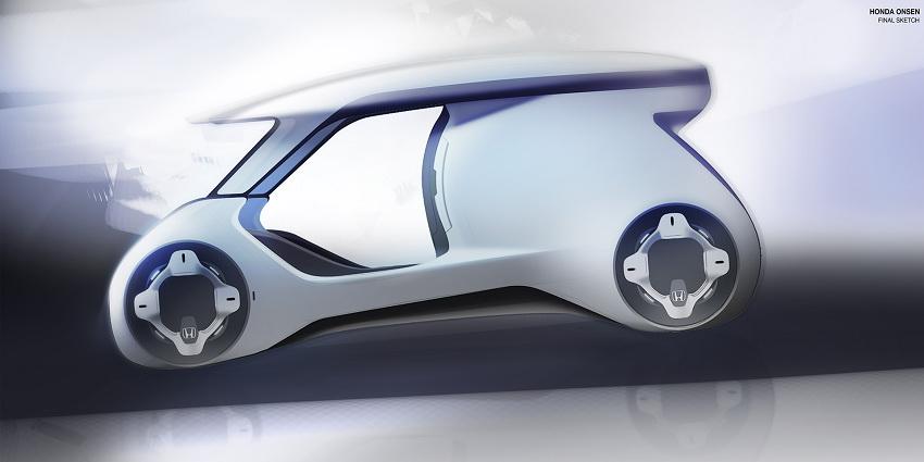 Xe Honda City sẽ có hồ nước nóng thư giãn ngay trên xe - 8