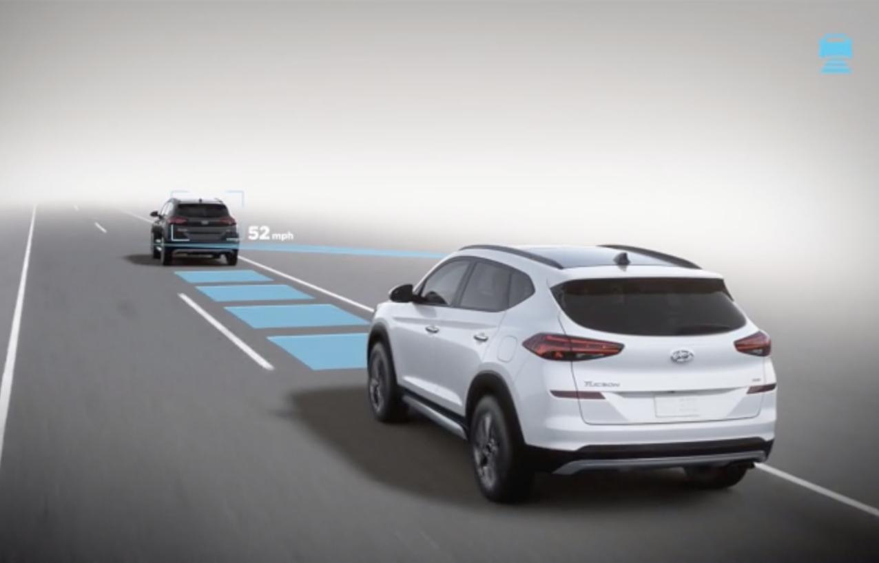 Xe ôtô Hyundai sẽ được trang bị hệ thống cảnh báo lái xe tiên tiến - 2