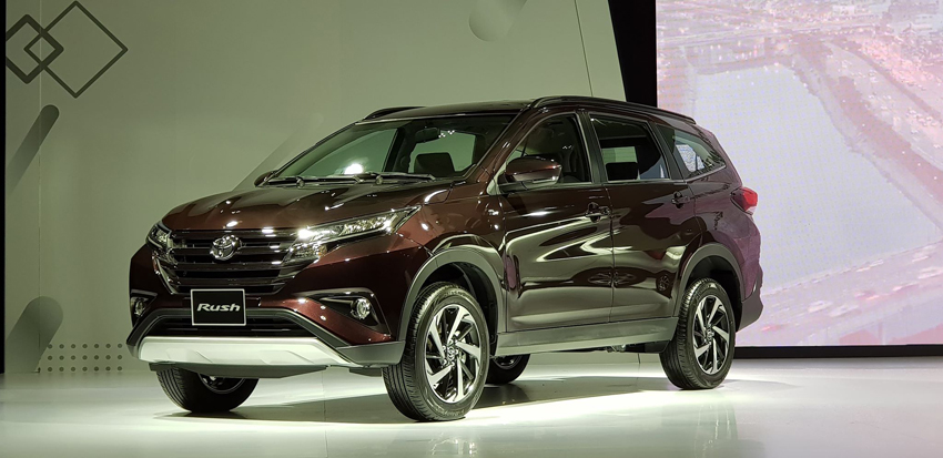 Chương trình triệu hồi xe Toyota Rush