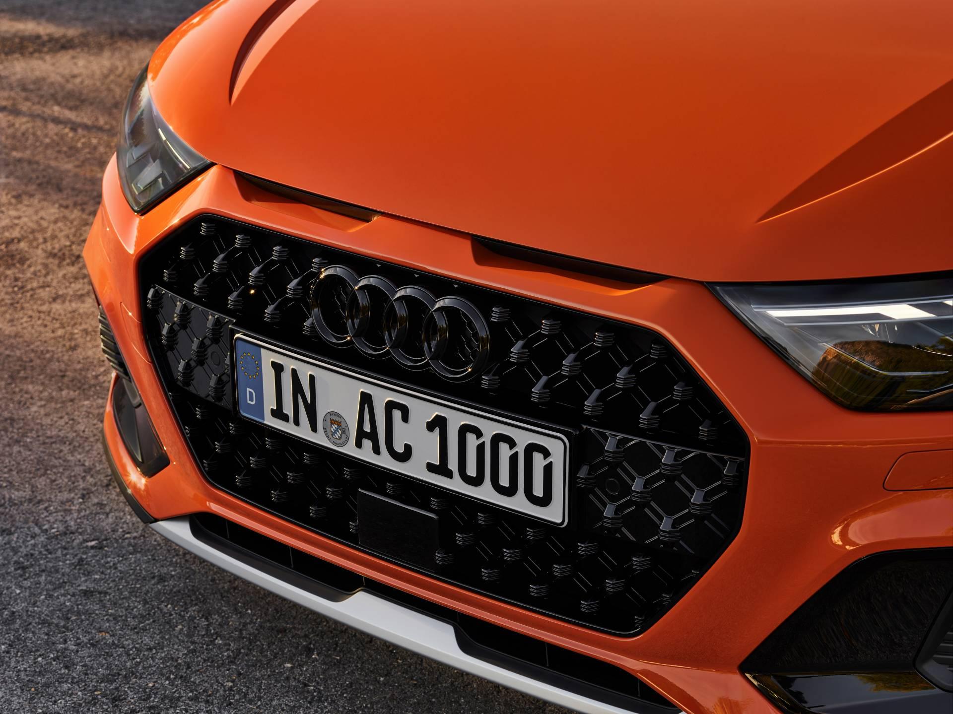 Audi A1 Citycarver 2020 ra mắt phiên bản hatchback gầm cao, tiện dụng cho đô thị - 10