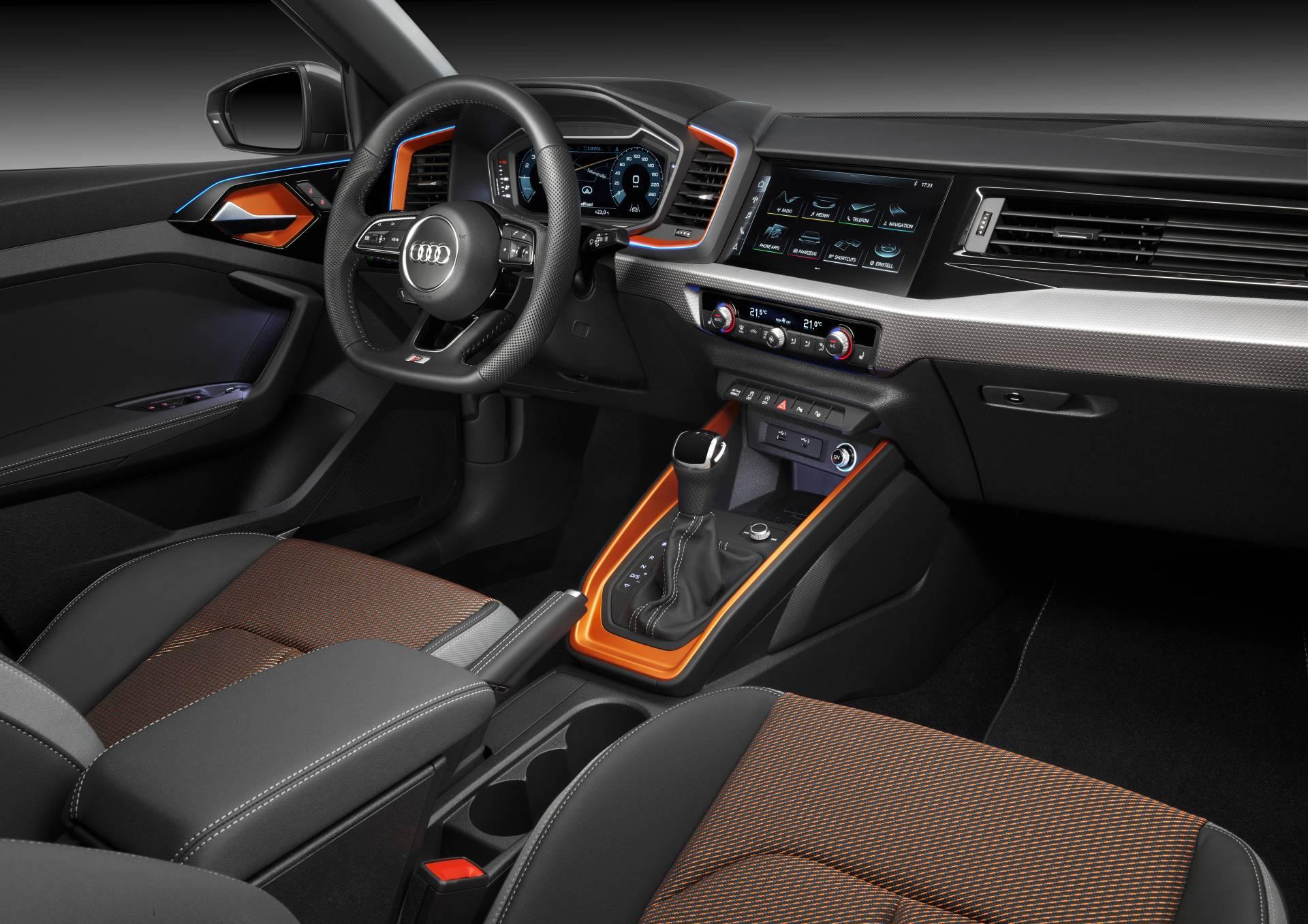 Audi A1 Citycarver 2020 ra mắt phiên bản hatchback gầm cao, tiện dụng cho đô thị - 8