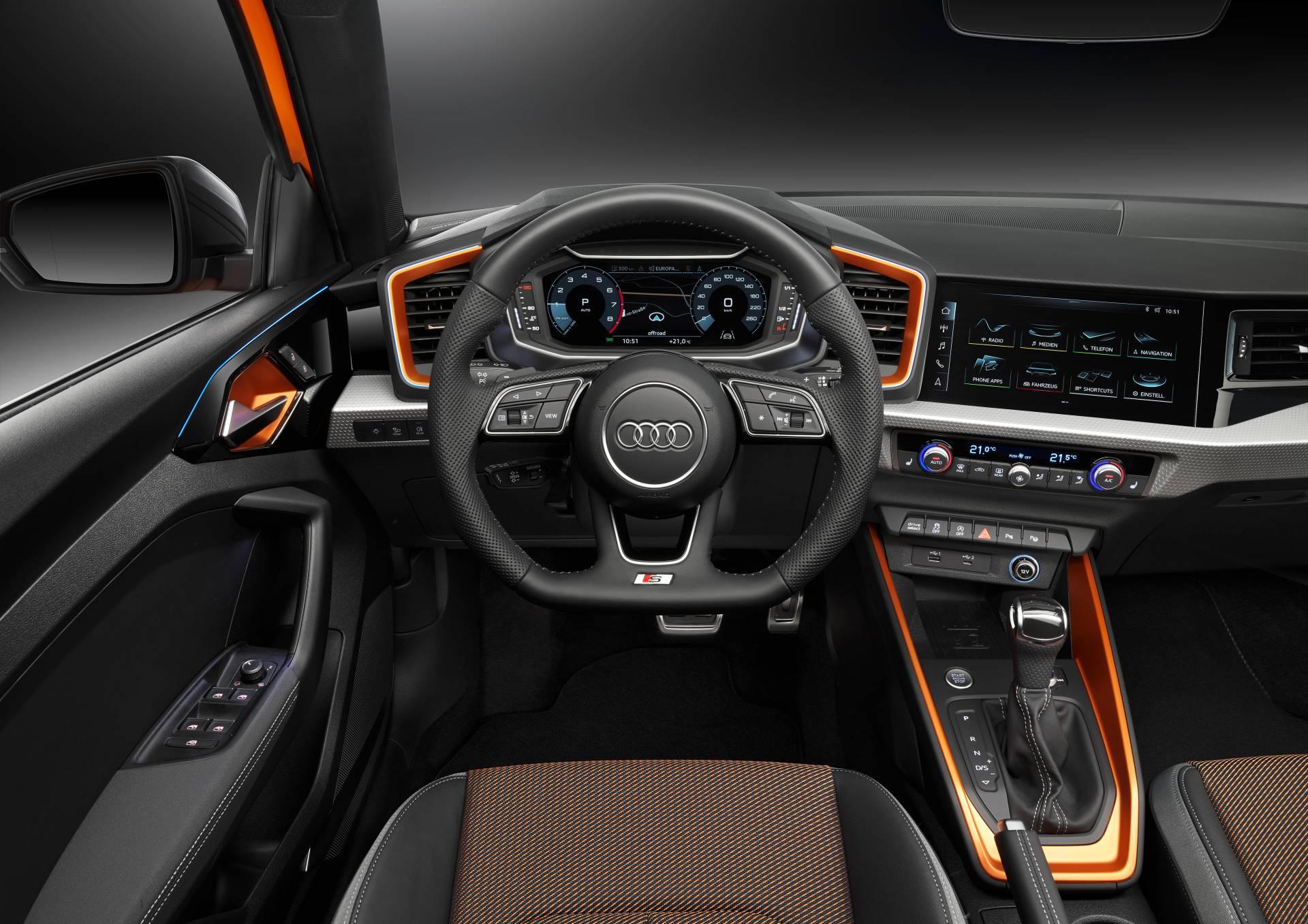 Audi A1 Citycarver 2020 ra mắt phiên bản hatchback gầm cao, tiện dụng cho đô thị - 7