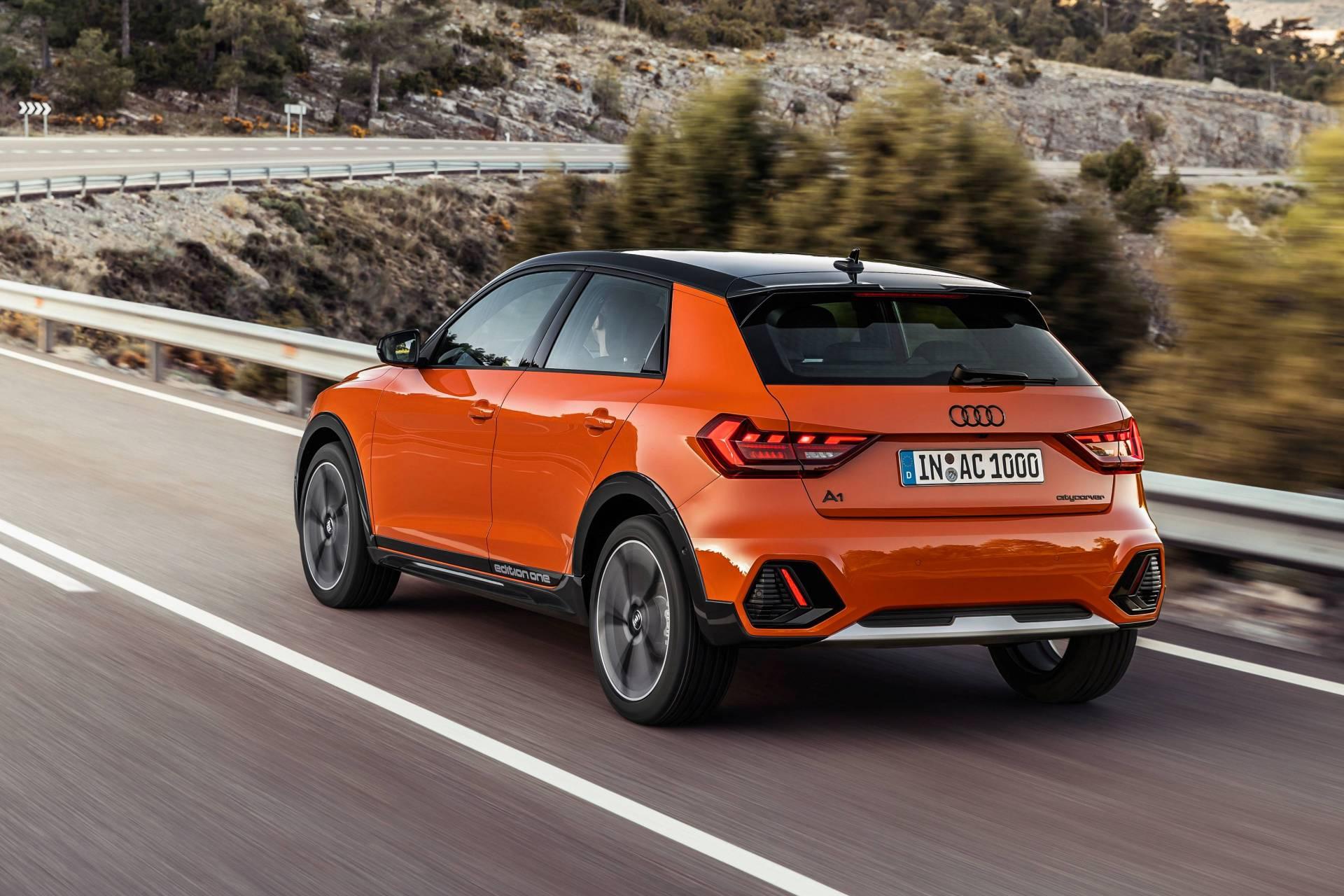 Audi A1 Citycarver 2020 ra mắt phiên bản hatchback gầm cao, tiện dụng cho đô thị - 5