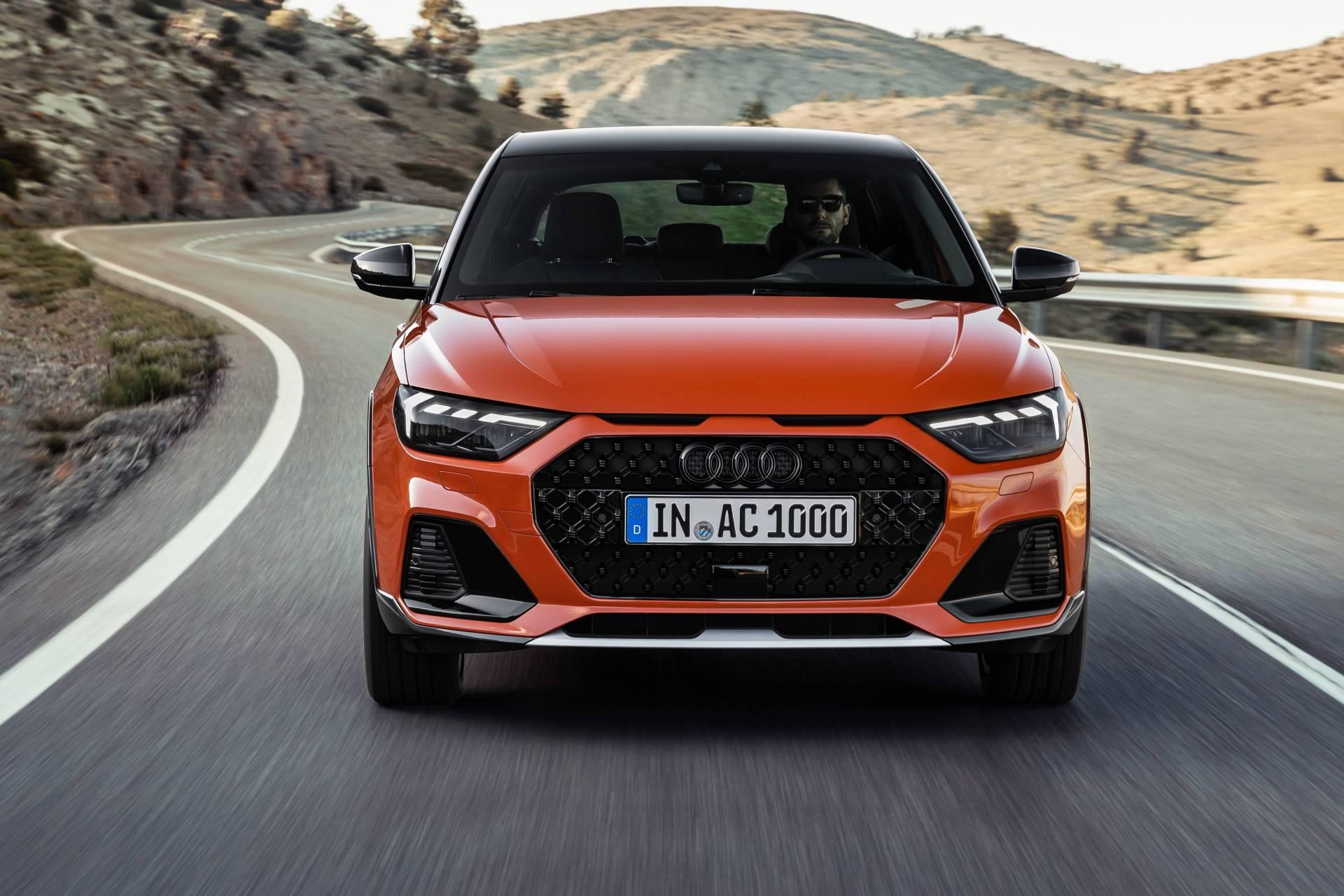 Audi A1 Citycarver 2020 ra mắt phiên bản hatchback gầm cao, tiện dụng cho đô thị - 4