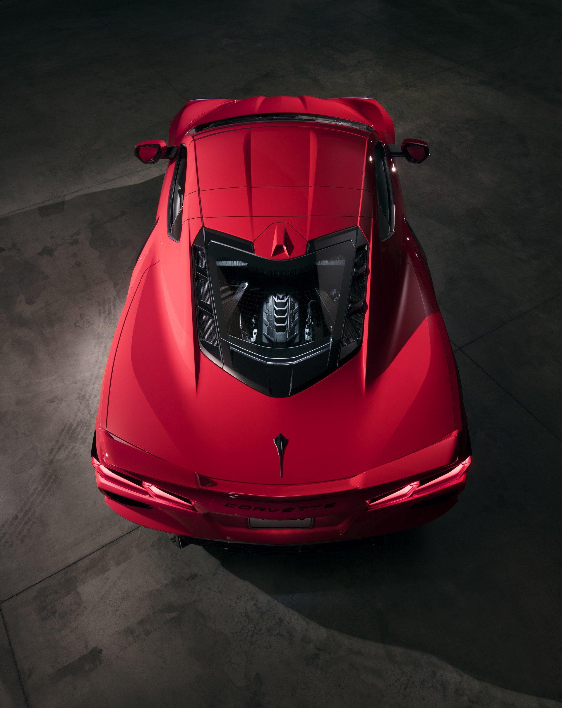 Chevrolet ra mắt Corvette C8 thế hệ mới thiết kế táo bạo, động cơ đặt giữa - 17