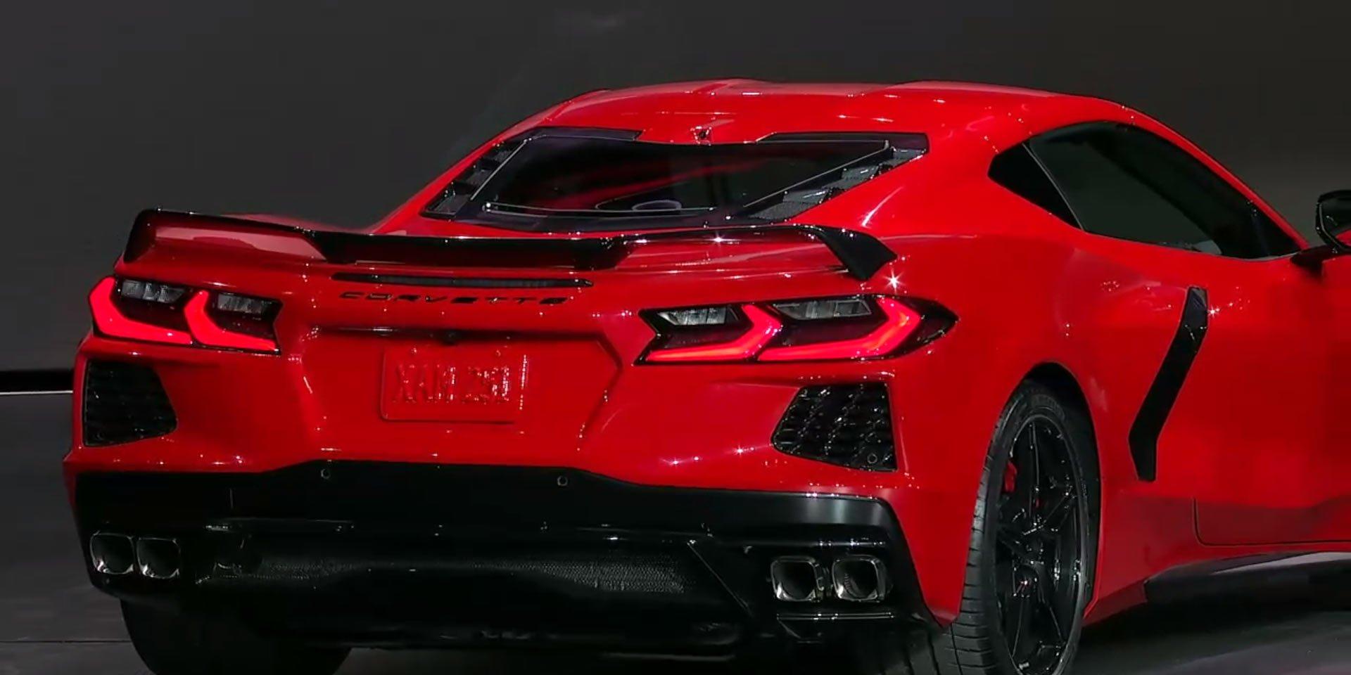 Chevrolet ra mắt Corvette C8 thế hệ mới thiết kế táo bạo, động cơ đặt giữa - 19