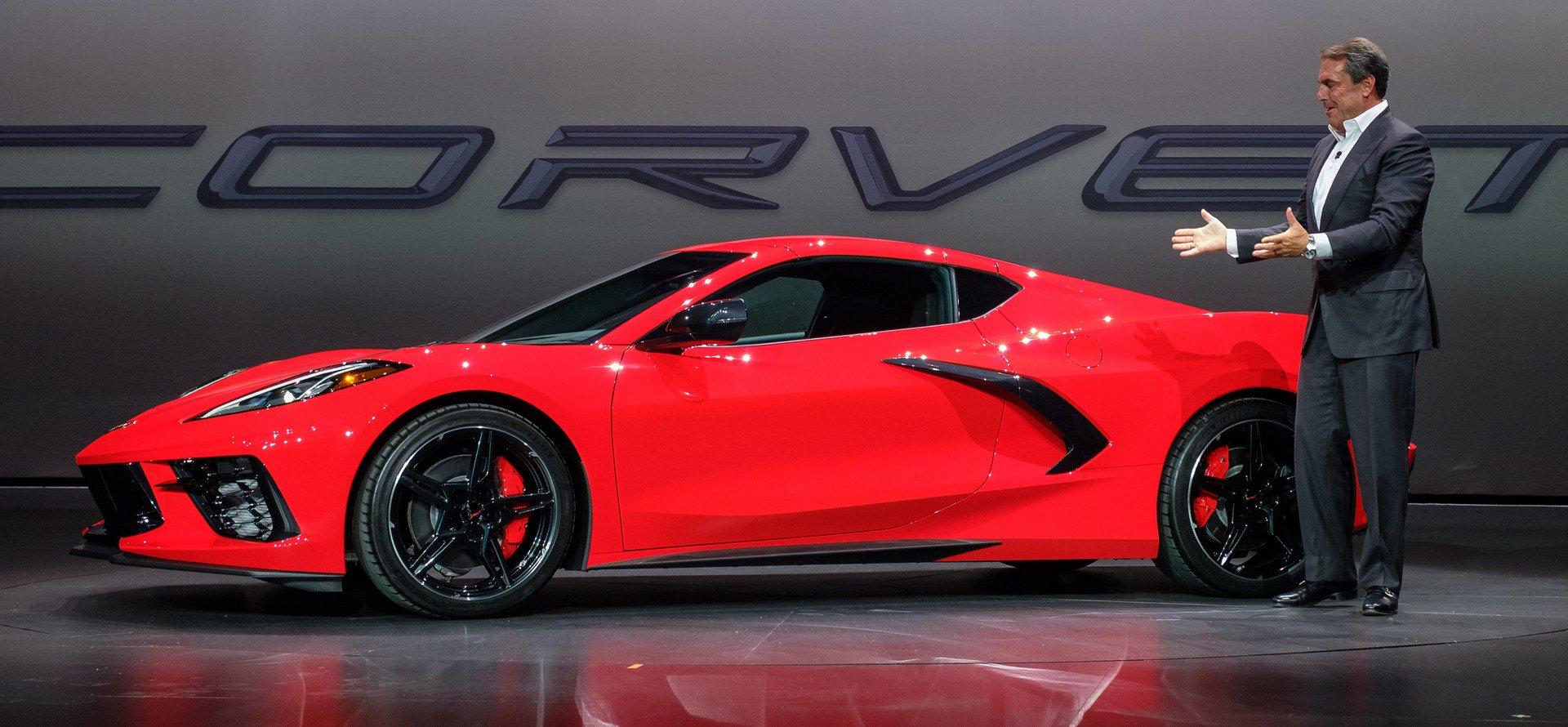 Chevrolet ra mắt Corvette C8 thế hệ mới thiết kế táo bạo, động cơ đặt giữa - 34