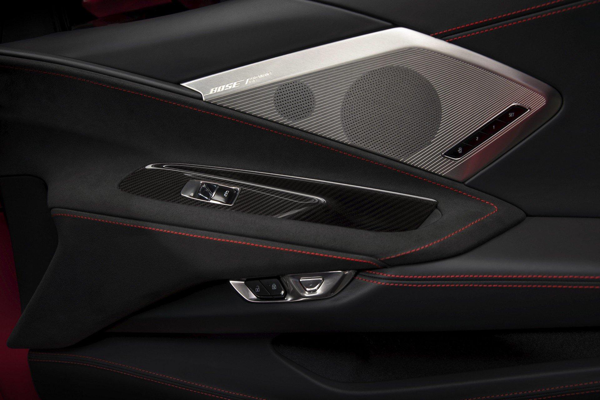 Chevrolet ra mắt Corvette C8 thế hệ mới thiết kế táo bạo, động cơ đặt giữa - 28