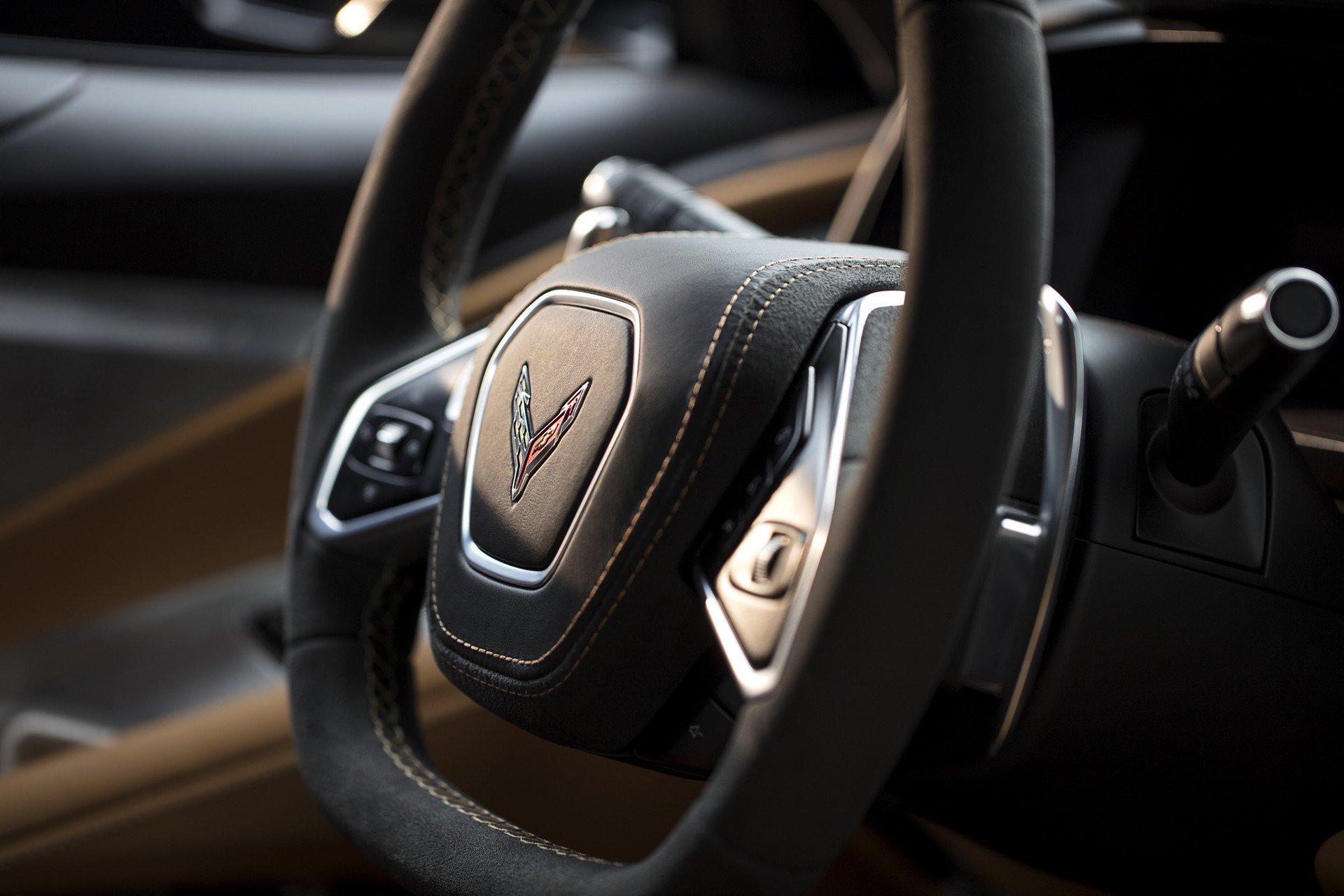 Chevrolet ra mắt Corvette C8 thế hệ mới thiết kế táo bạo, động cơ đặt giữa - 31