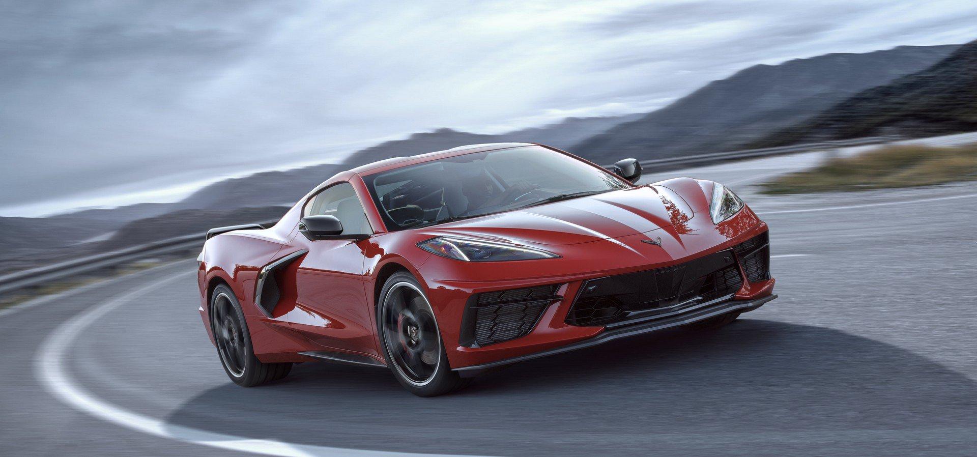 Chevrolet ra mắt Corvette C8 thế hệ mới thiết kế táo bạo, động cơ đặt giữa - 22