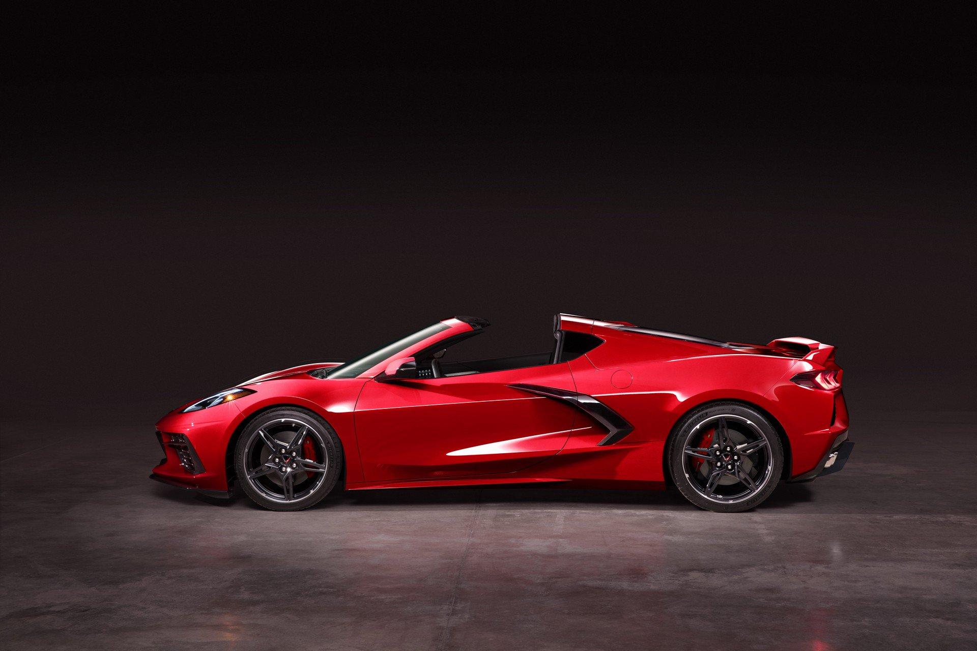 Chevrolet ra mắt Corvette C8 thế hệ mới thiết kế táo bạo, động cơ đặt giữa - 12