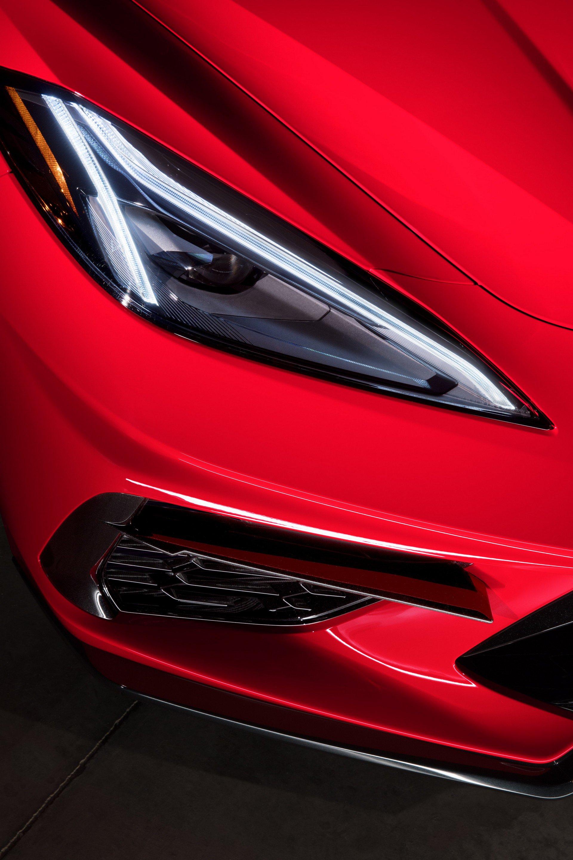 Chevrolet ra mắt Corvette C8 thế hệ mới thiết kế táo bạo, động cơ đặt giữa - 10