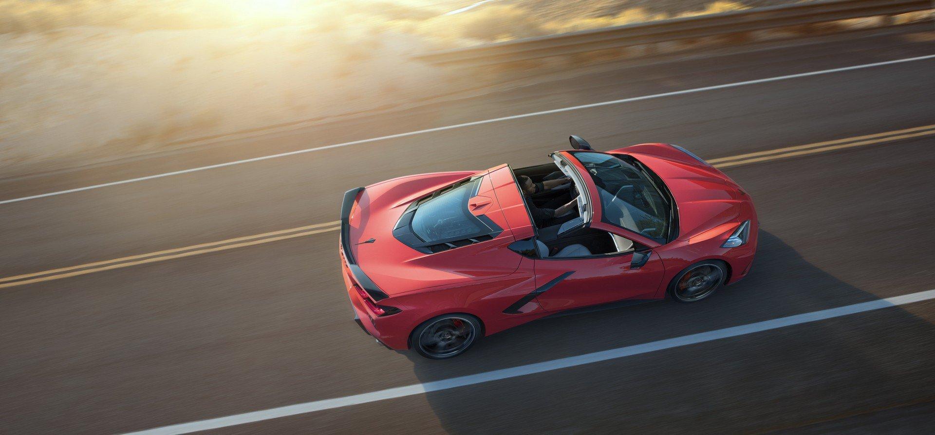 Chevrolet ra mắt Corvette C8 thế hệ mới thiết kế táo bạo, động cơ đặt giữa - 23
