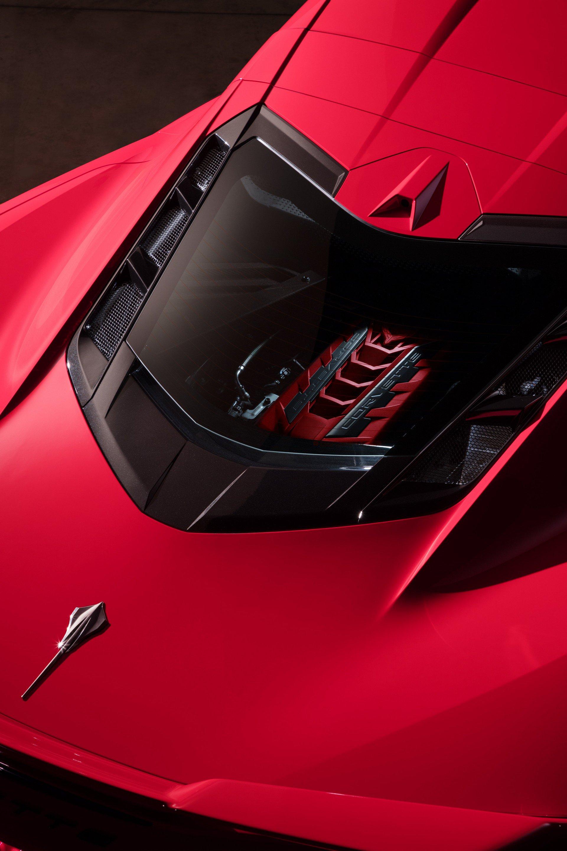Chevrolet ra mắt Corvette C8 thế hệ mới thiết kế táo bạo, động cơ đặt giữa - 8