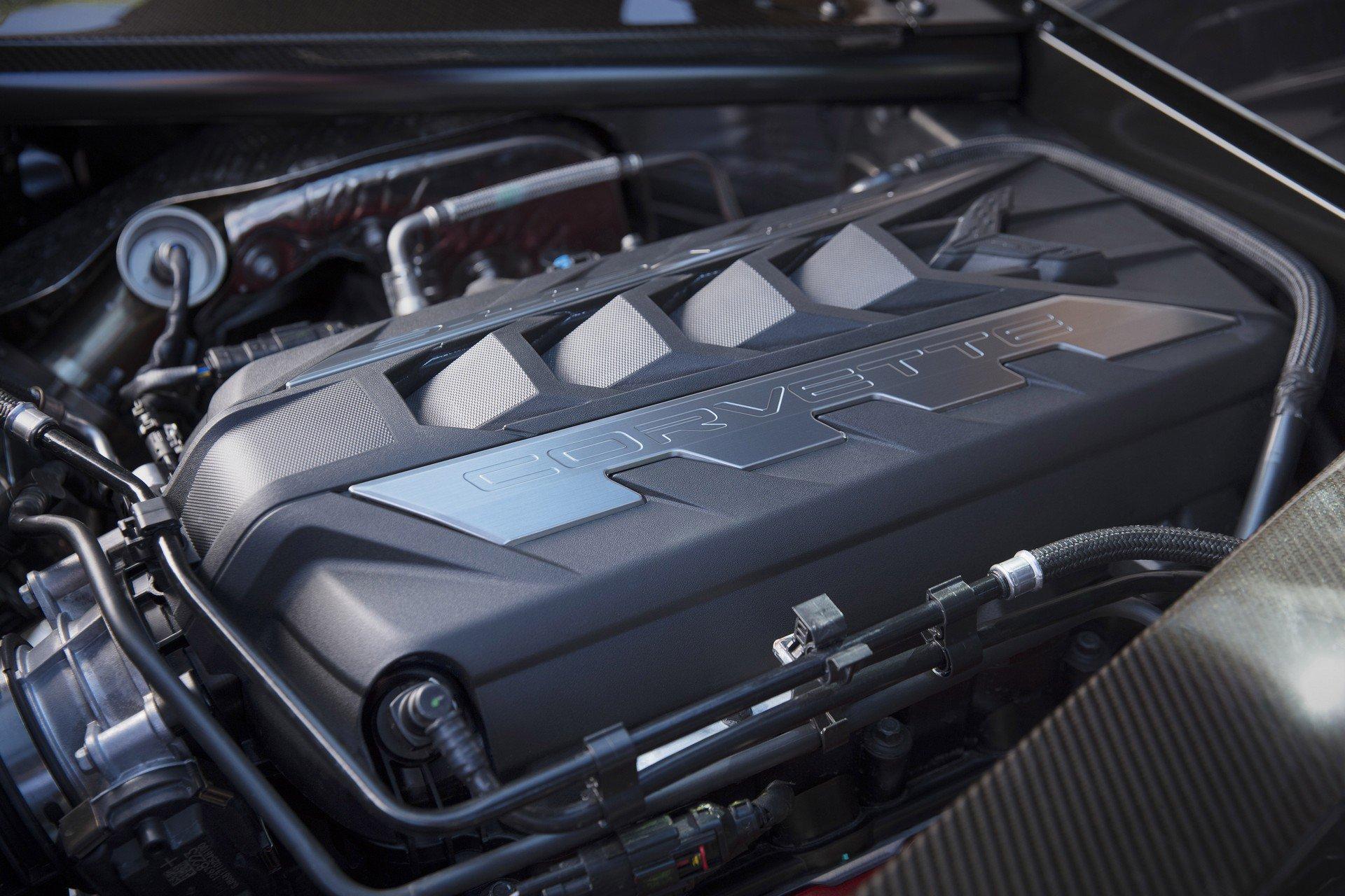 Chevrolet ra mắt Corvette C8 thế hệ mới thiết kế táo bạo, động cơ đặt giữa - 4