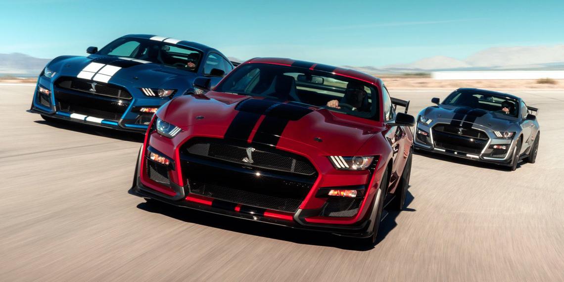 Ford Mustang Shelby GT500 2020 rò rỉ giá bán từ 70.300 USD - 36