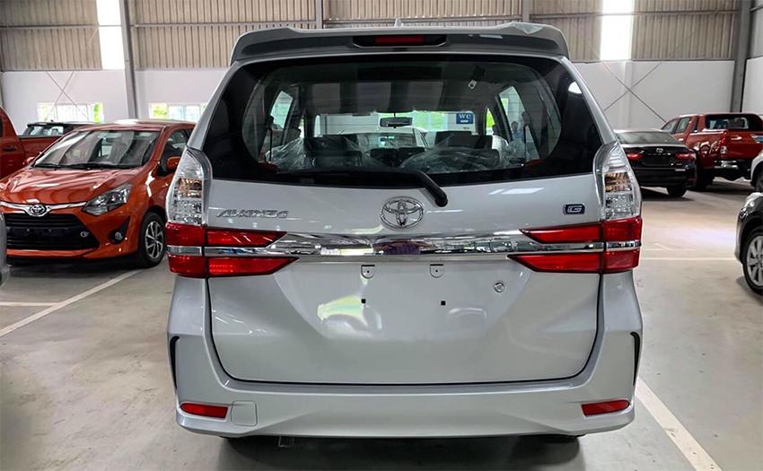 Toyota Avanza 2019 đã về đến đại lý, hẹn ngày ra mắt tại Việt Nam - 1