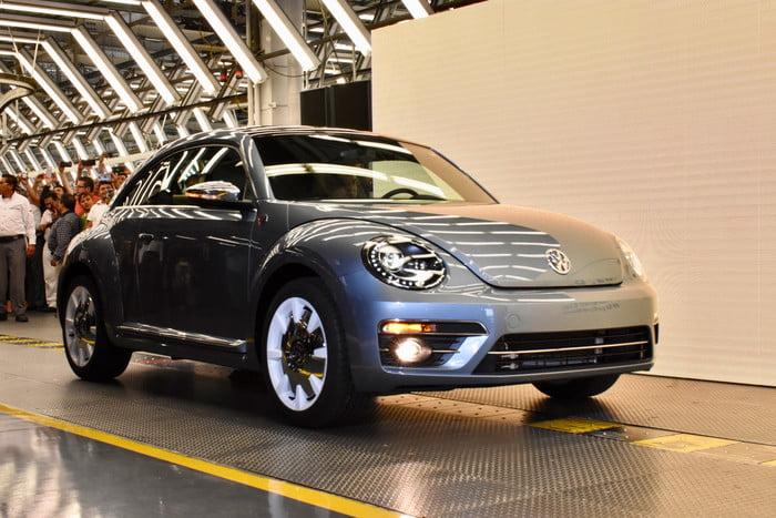 Chiếc Volkswagen Beetle cuối cùng được sản xuất tại Mexico - 8