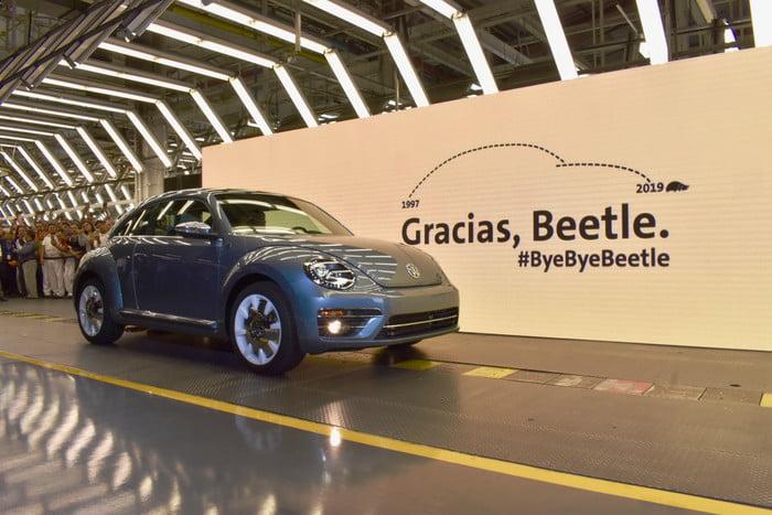 Chiếc Volkswagen Beetle cuối cùng được sản xuất tại Mexico - 9