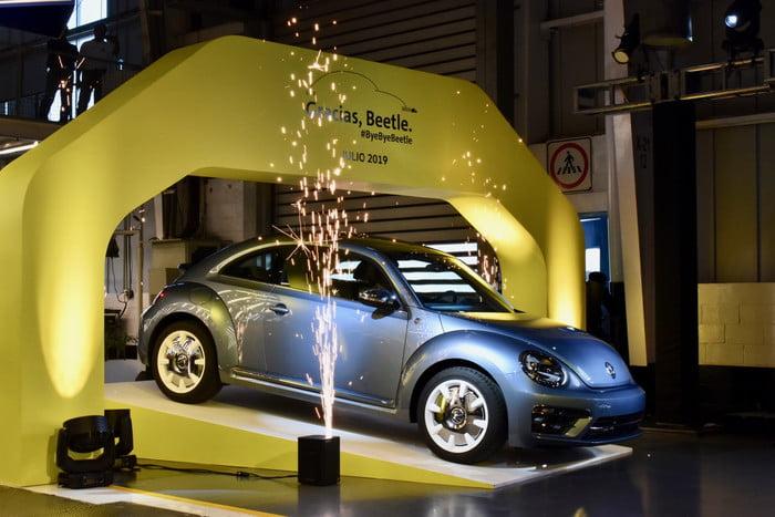 Chiếc Volkswagen Beetle cuối cùng được sản xuất tại Mexico - 10