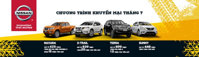 Bảng giá xe Nissan tháng 7-2019 tại thị trường Việt Nam - 2