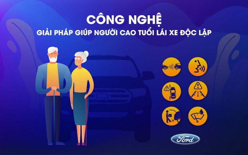 Những giải pháp công nghệ giúp người cao tuổi lái xe độc lập - 1