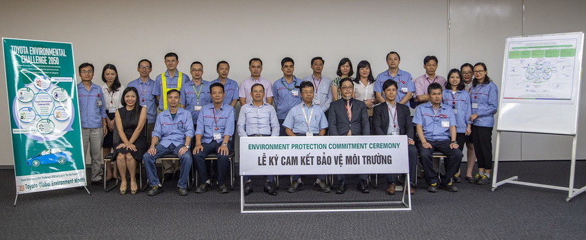 Toyota Việt Nam công bố các thành tựu và hoạt động trong 6 tháng đầu năm 2019 - 4