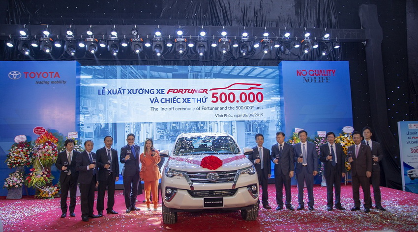 Toyota Việt Nam công bố các thành tựu và hoạt động trong 6 tháng đầu năm 2019 - 6