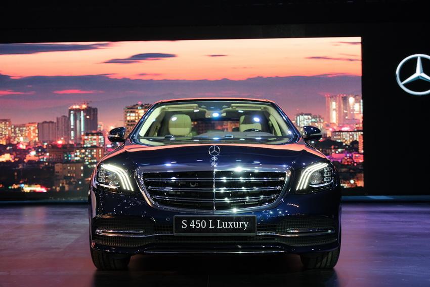 Khai mạc triển lãm Mercedes-Benz Fascination 2019 tại Hà Nội - 10