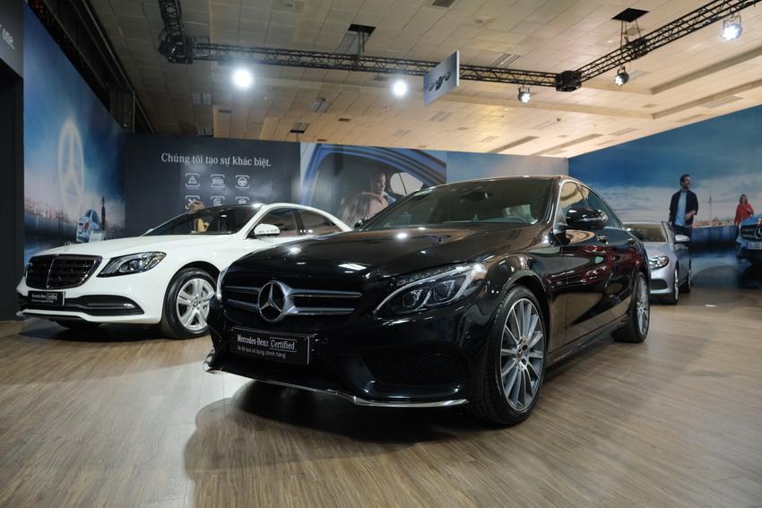 Khai mạc triển lãm Mercedes-Benz Fascination 2019 tại Hà Nội - 20