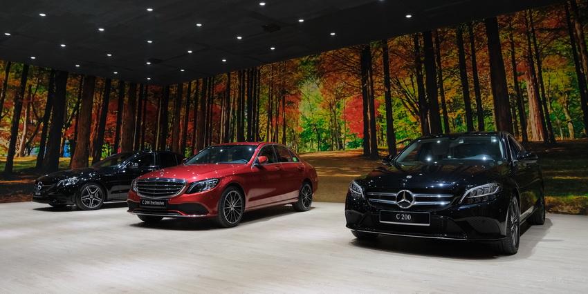 Khai mạc triển lãm Mercedes-Benz Fascination 2019 tại Hà Nội - 23