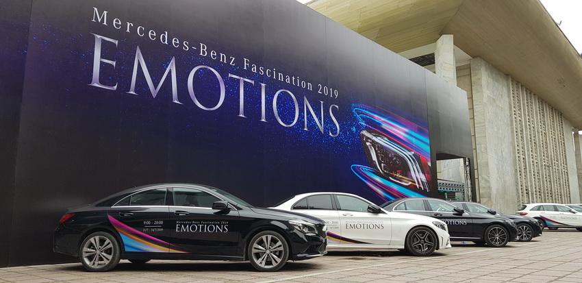 Khai mạc triển lãm Mercedes-Benz Fascination 2019 tại Hà Nội - 24