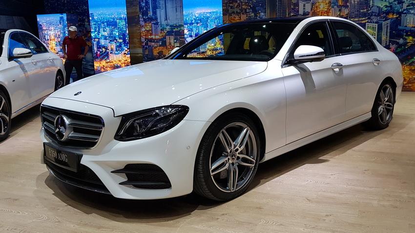 Khai mạc triển lãm Mercedes-Benz Fascination 2019 tại Hà Nội - 25