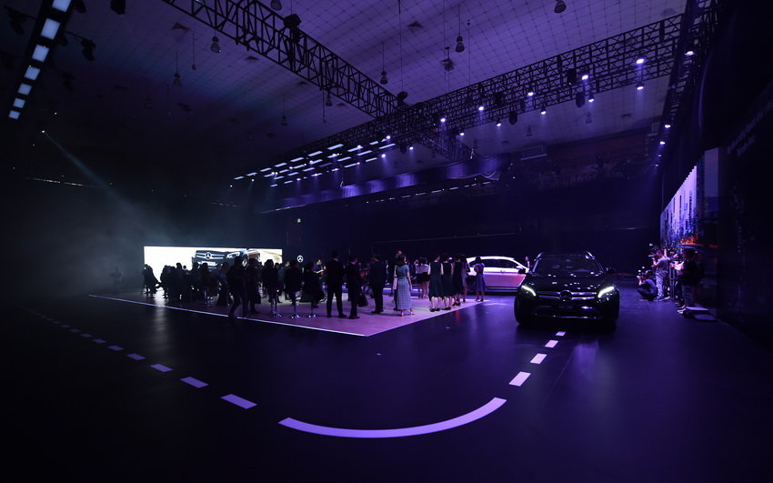 Khai mạc triển lãm Mercedes-Benz Fascination 2019 tại Hà Nội - 3