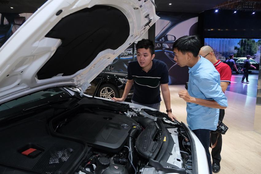 Khai mạc triển lãm Mercedes-Benz Fascination 2019 tại Hà Nội - 30