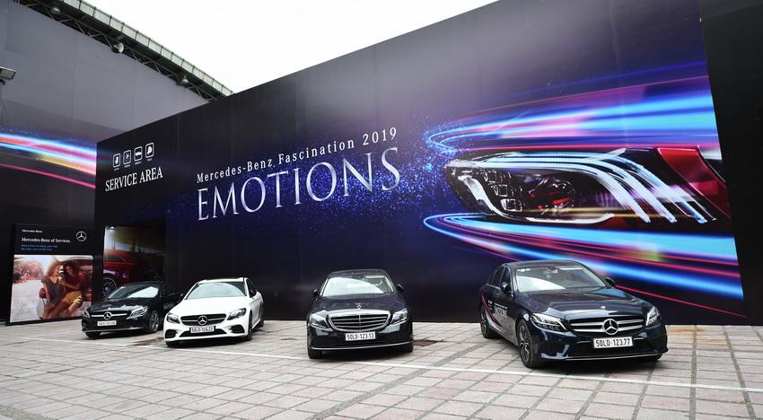Khai mạc triển lãm Mercedes-Benz Fascination 2019 tại Hà Nội - 4