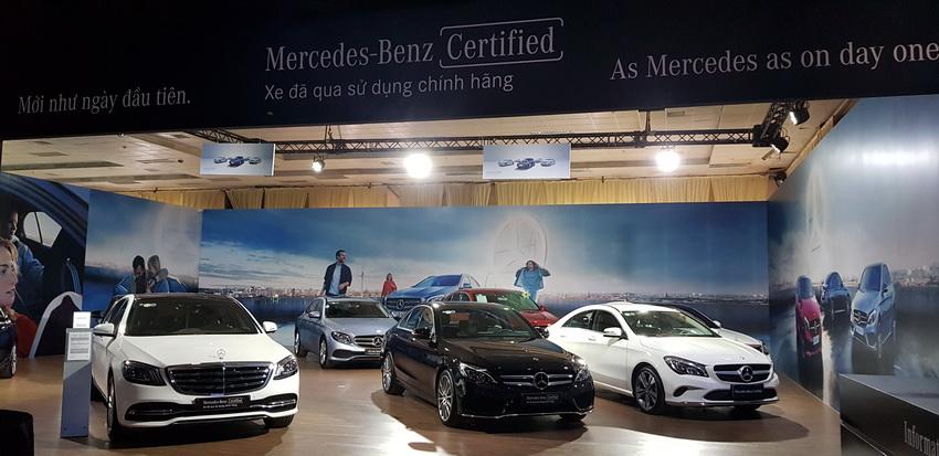 Khai mạc triển lãm Mercedes-Benz Fascination 2019 tại Hà Nội - 40